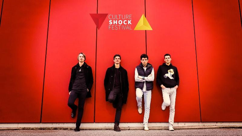 U petak koncert grupe BluVinil na 15. Culture Shock Festivalu u Križevcima
