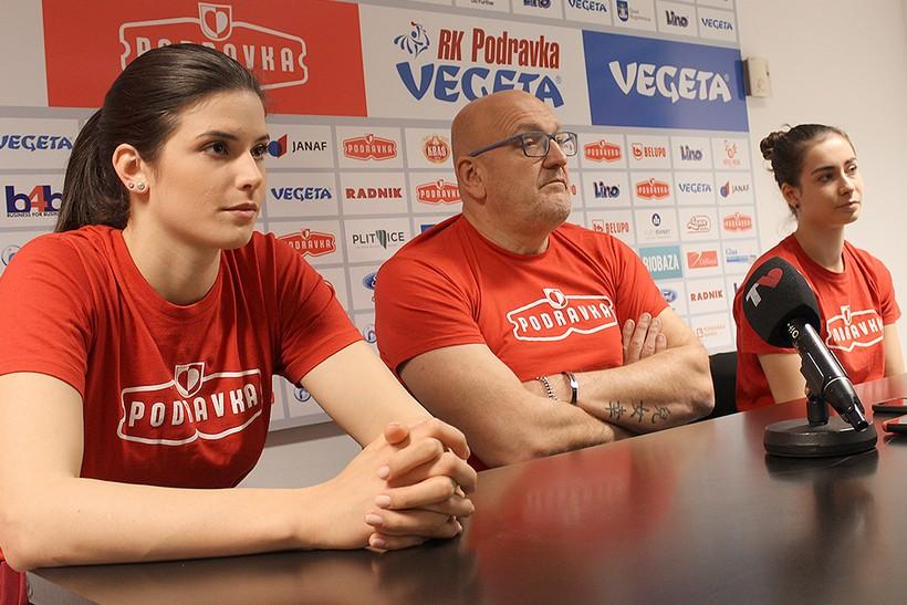 RUKOMET U Koprivnicu dolazi FTC-Rail Cargo Hungaria // Trener Saračević: 'Ovo je odlučujuća utakmica'