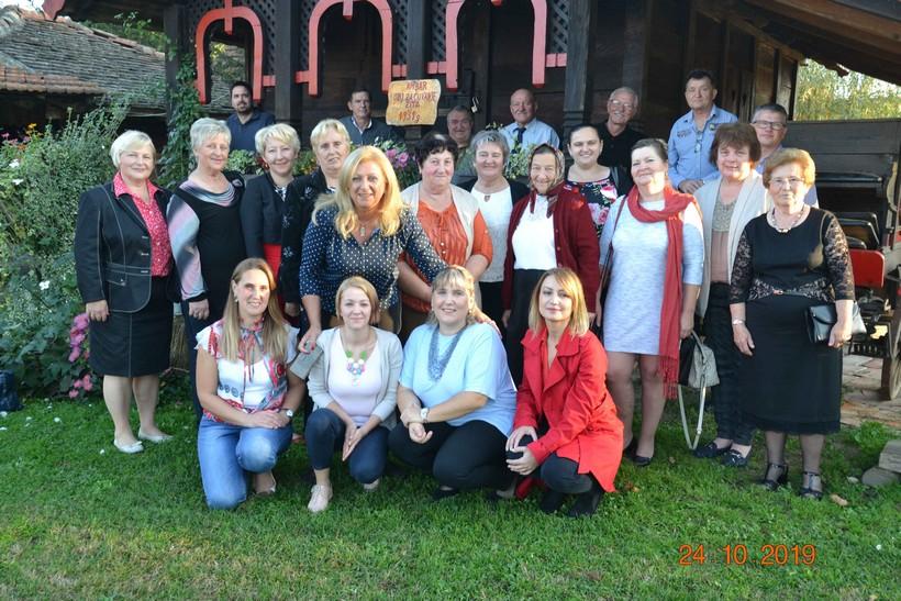 [FOTO] Organizirali druženje sudionica Festivala žena iz ruralnih područja Koprivničko-križevačke županije