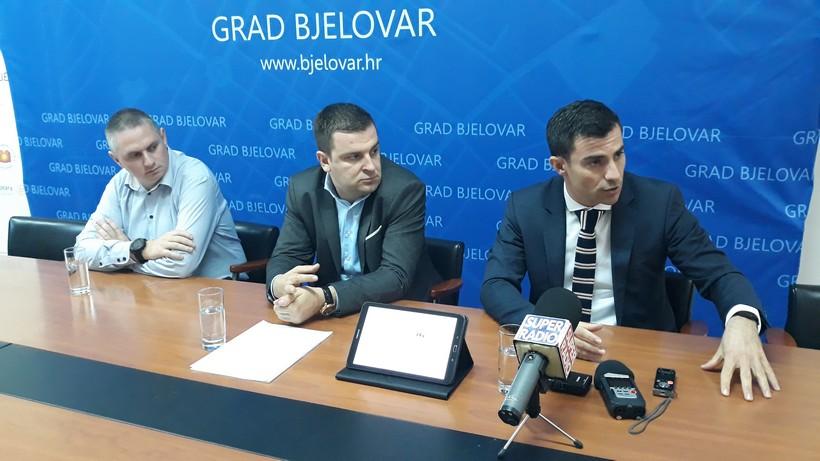 Predstavili novi sustav informiranja koji dodatno olakšava komunikaciju Grada Bjelovara s građanima
