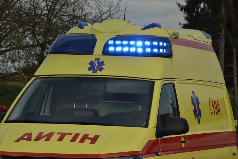 TEŠKA PROMETNA NESREĆA Pet osoba prevezeno u koprivničku Opću bolnicu