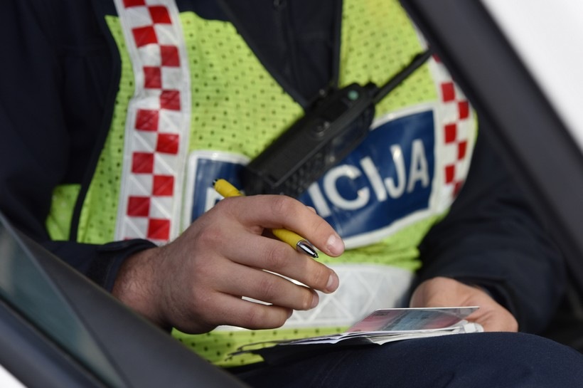 Pijanom vozaču teretnjaka moguća kazna do 20.000 kuna