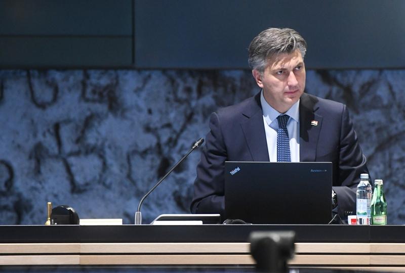 Premijer Plenković: Poduzete mjere primjerene su prijetnji pogibelji od epidemije koronavirusa