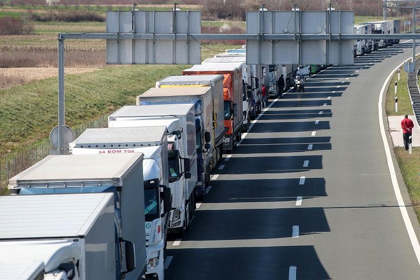 OTKRIVAMO LOKACIJU Vozači kamiona bit će u karanteni, a imat će osiguran smještaj i hranu