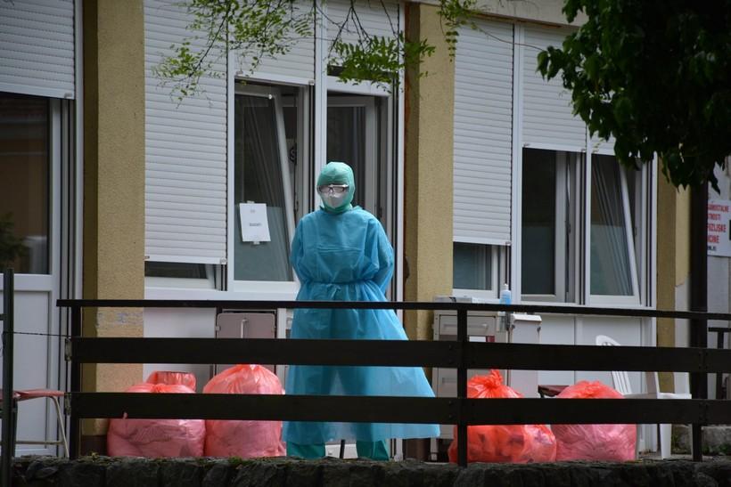 Samo jedan grad u Bjelovarsko-bilogorskoj županiji bez novozaraženih; jedna osoba preminula