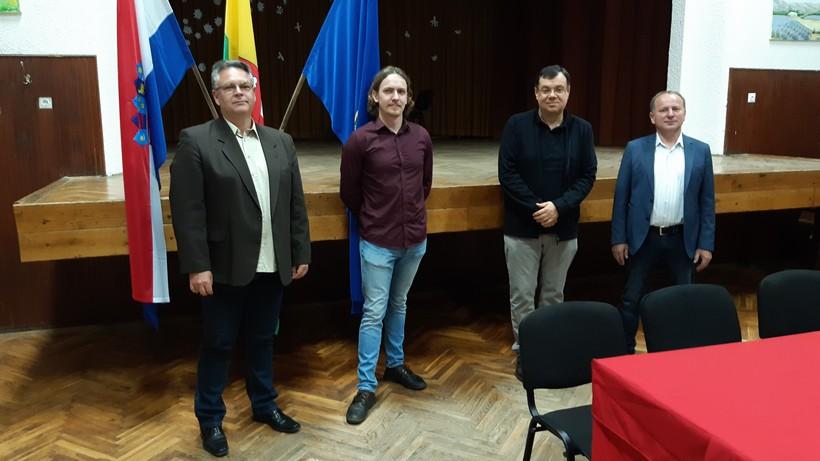 🖼️ Osnovan ogranak Damir Bajs nezavisne liste u Ivanskoj