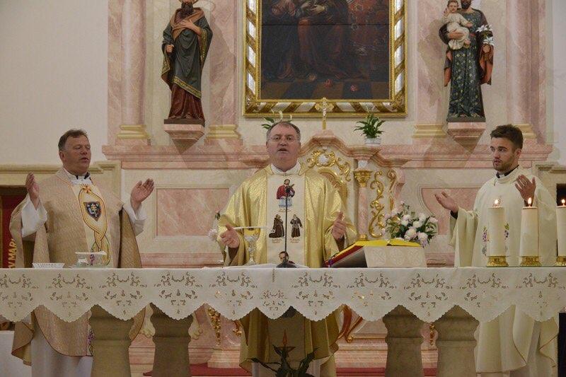 🖼️|🎦 Otvoreni 12. Dani hrvatskih svetaca i blaženika (1. dan) –Dan sv. Marka Križevčanina