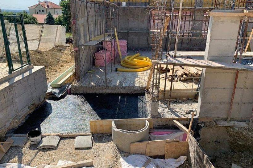 Dogradnja vatrogasnog centra u Svetom Ivanu Zelini napreduju prema planovima
