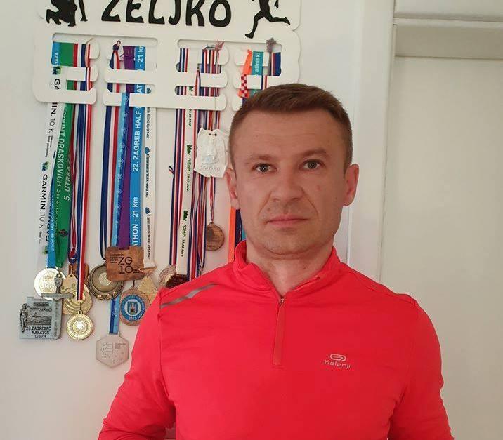 ATLETIKA – C(r)oRUNa liga: Križevčanin Željko Hrg Matušin najbolji kod atletičara kategorije M30