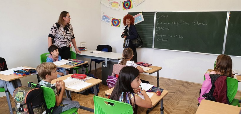 DOMIŠLJATO Prenamijenili učiteljski stan u učionicu i omogućili jednosmjensku nastavu