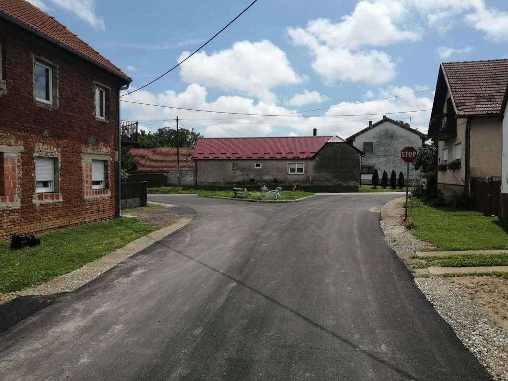 Pri kraju rekonstrukcija Ulice Braće Radić u Kunovcu