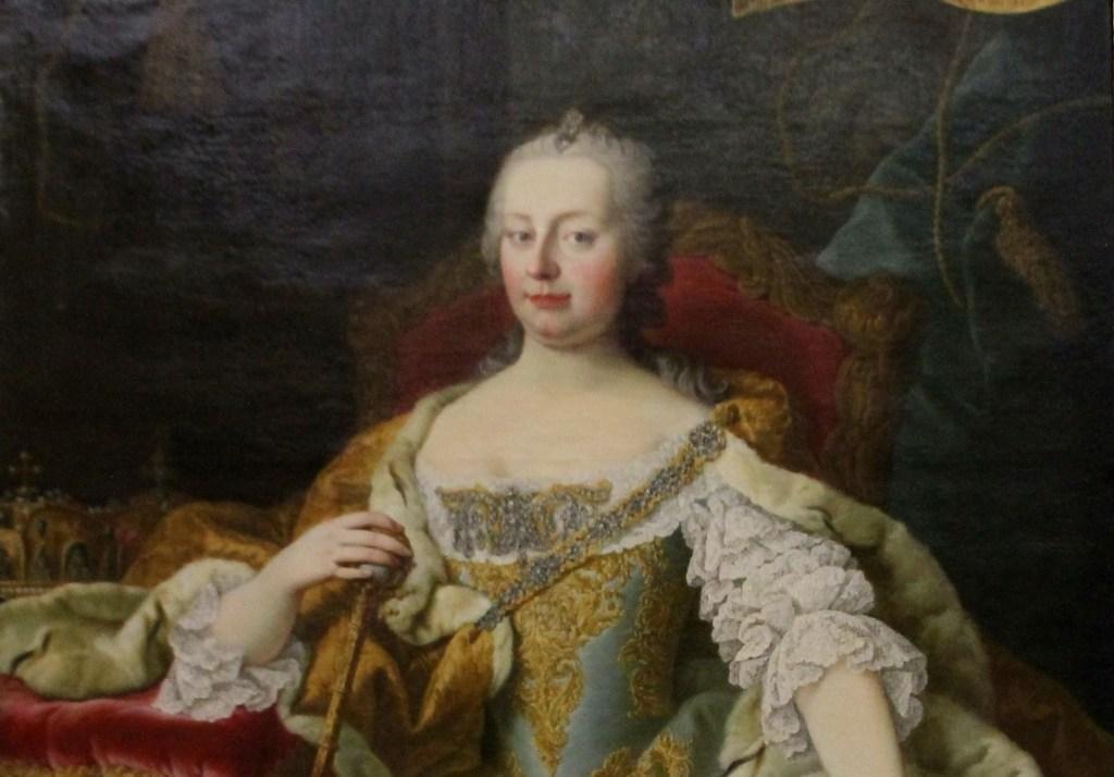 Pismo Hrvatsko-ugarske kraljice Marije Terezije banu Hrvatske i Slavonije Franji Nadasdyju od 9. lipnja 1758.