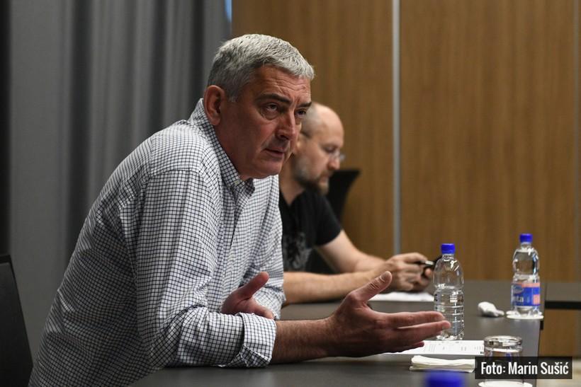 Održan sastanak Stručnog savjeta za mušku košarku i klubova HT Premijer lige