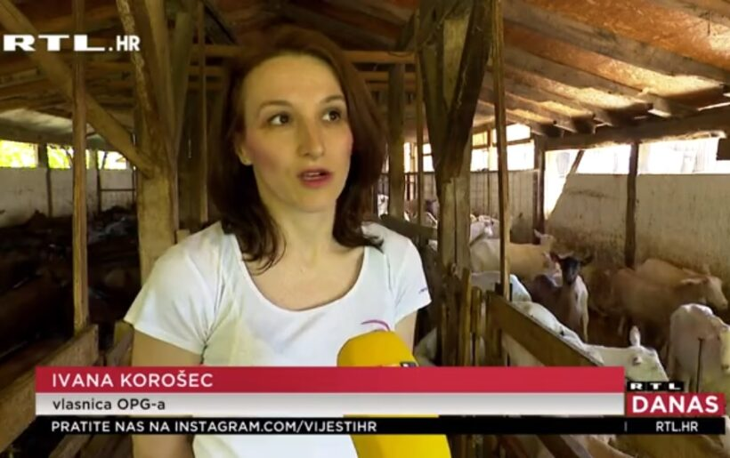🎦 Mladi poljoprivrednici proizvode kozmetiku od kozjeg mlijeka