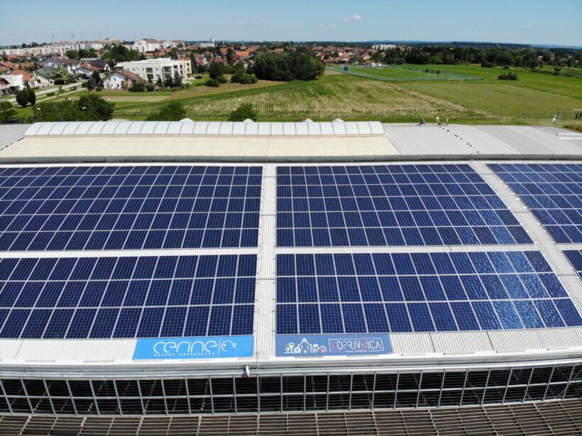 Križevački sunčani krovovi – Objavljen je javni poziv za sufinanciranje izgradnje sunčane elektrane za proizvodnju električne energije u kućanstvima