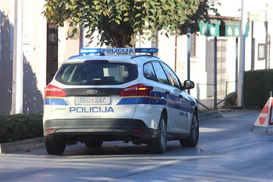 Mladić iz Križevaca završio u bjelovarskom zatvoru