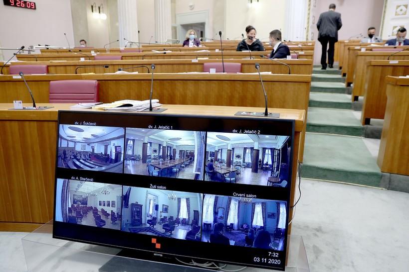 Saborski Odbor za obrazovanje: Izmjenama zakona do cjelovitog rješenja stanja na sveučilištima