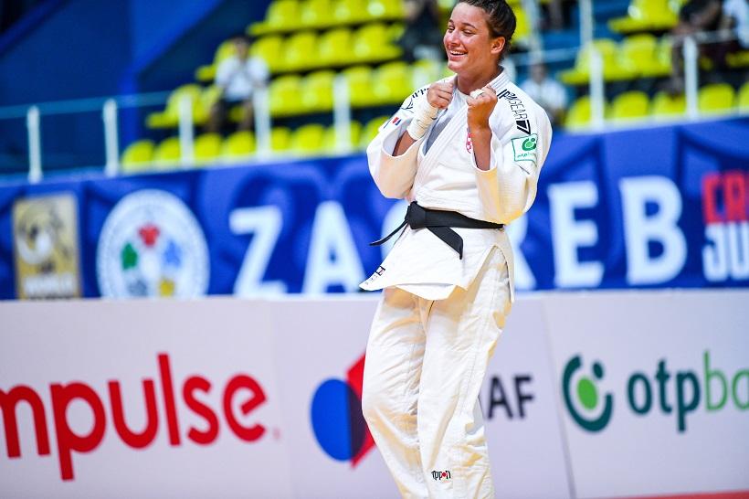 Judo: Karla Prodan namučila svjetsku prvakinju
