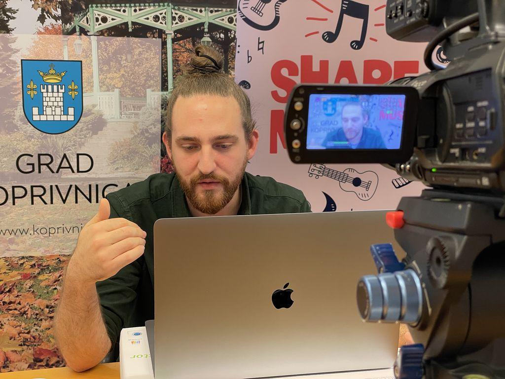Učenici iz Hrvatske i Mađarske u sklopu projekta SHARE MUSIC stekli nova znanja iz područja fotografije
