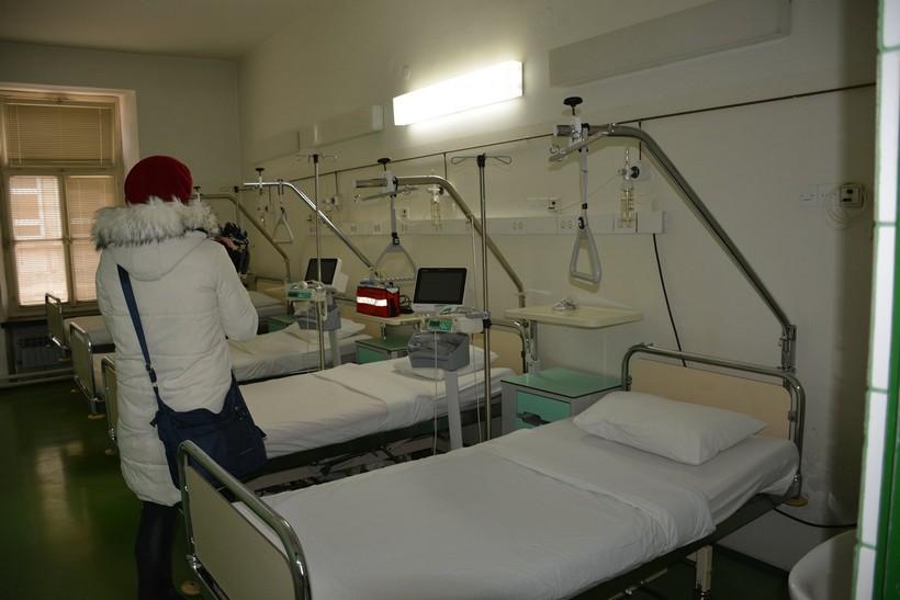 U bjelovarskoj bolnici 16 covid pacijenata; sedam ih je na respiratoru