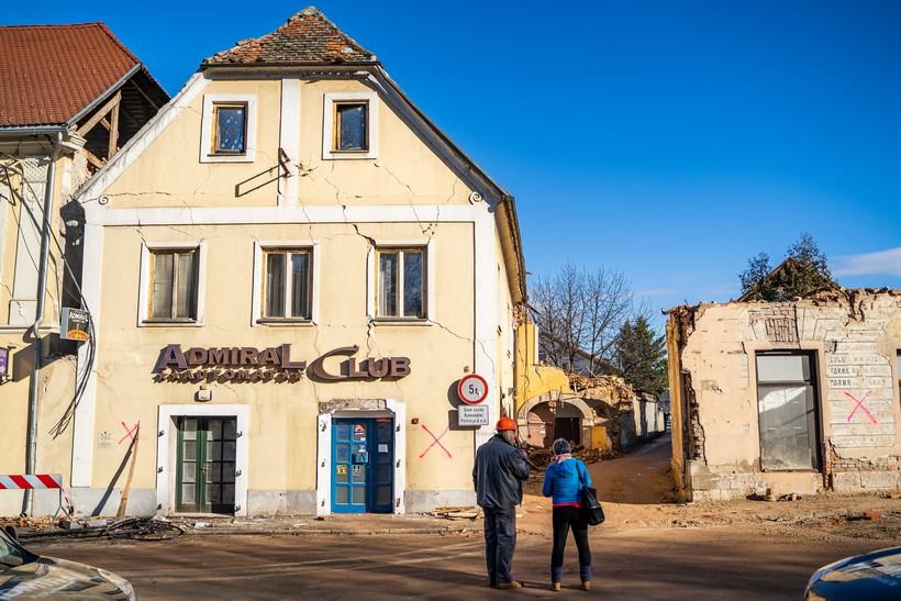 Među tražiteljima zahtjeva za obnovu i oni koji nemaju prebivalište u Petrinji