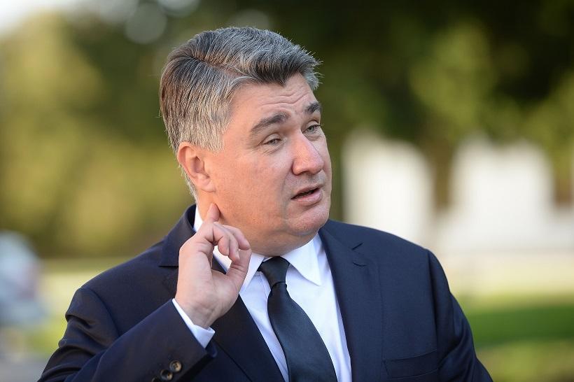 """Predsjednik Milanović: Đurđević je moja kandidatkinja, ako je odbiju """"ćerat ćemo se do kraja"""""""