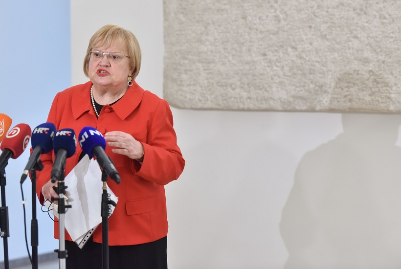 Mrak-Taritaš: Odgovorni za obnovu Zagreba samo komentiraju vlastite promašaje