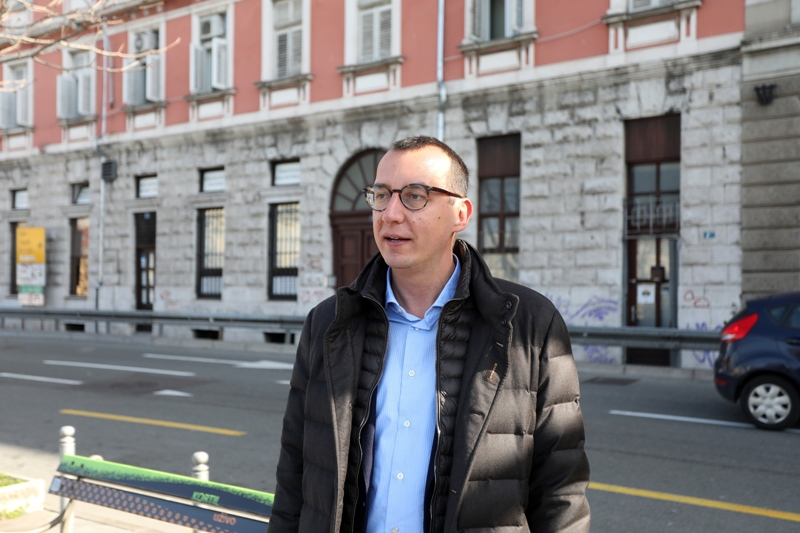 Marko Filipović (SDP) predstavio izborni program za gradonačelnika Rijeke