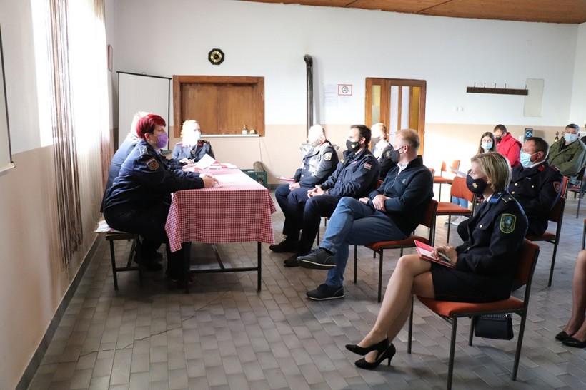 DVD Draganovec izabrao novo vodstvo, nova predsjednica je Aleksandra Rajšel, zapovjednica ostaje Mihaela Martinjak Lončarek