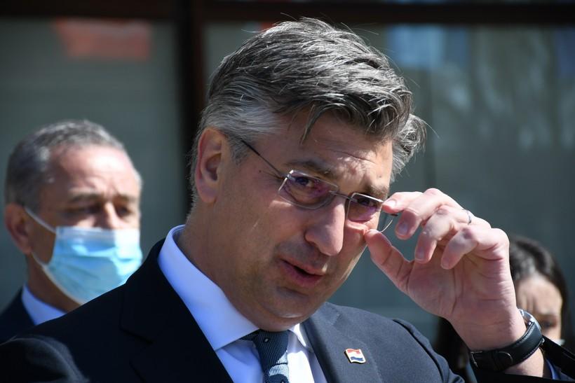 Plenković poručio iz Koprivnice: 'Naći će se rješenje za plaćanje duga veledrogerijama'