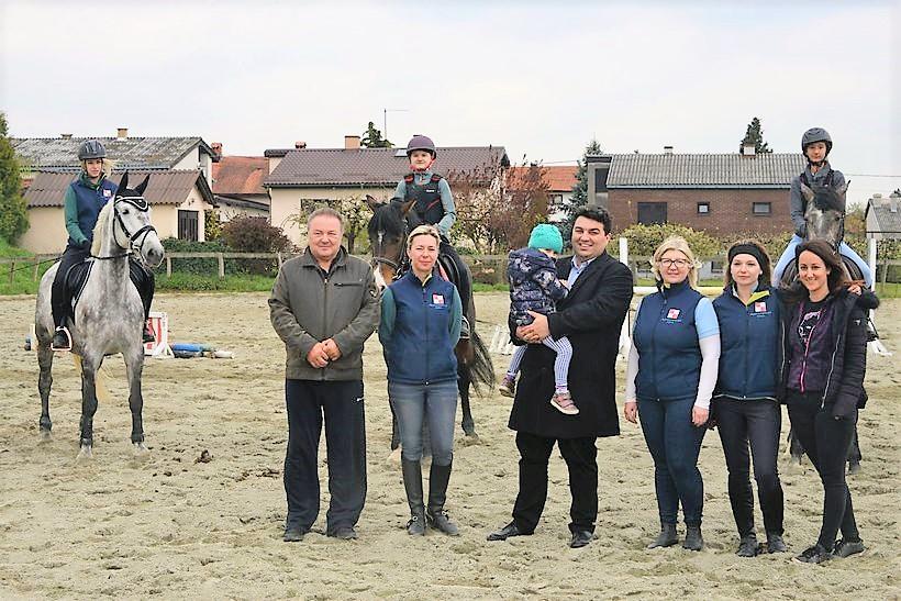 🖼️ Akademski konjički klub Križevci bogatiji za dva nova konja, a najavljen je i turnir za Spravišče