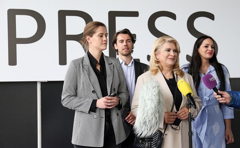 Škare Ožbolt predala kandidaturu za gradonačelnicu Zagreba i listu za Skupštinu