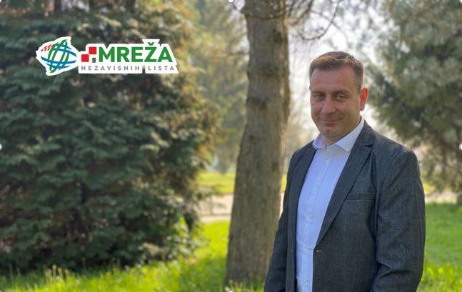 Ivica Srbljinović istaknuo kandidaturu za načelnika Općine Gornja Rijeka
