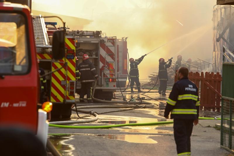 Banožić: Vatrogasci su snažna sastavnica sustava domovinske sigurnosti