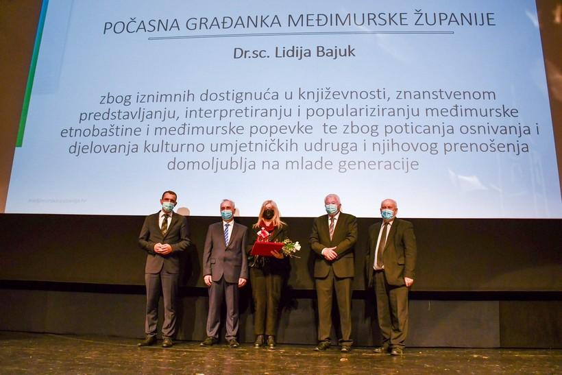 Dodjela javnih priznanja Međimurske županije (5)