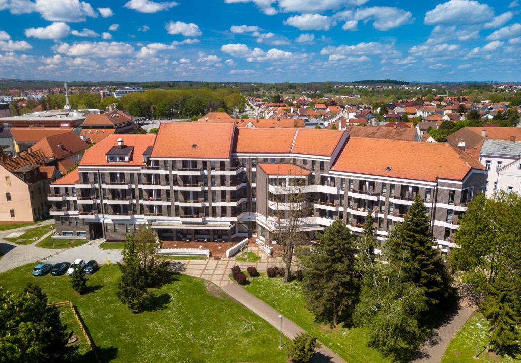 Dom za starije i nemoćne u Čakovcu cjelovito obnovljen investicijom vrijednom više od 10 milijuna kuna