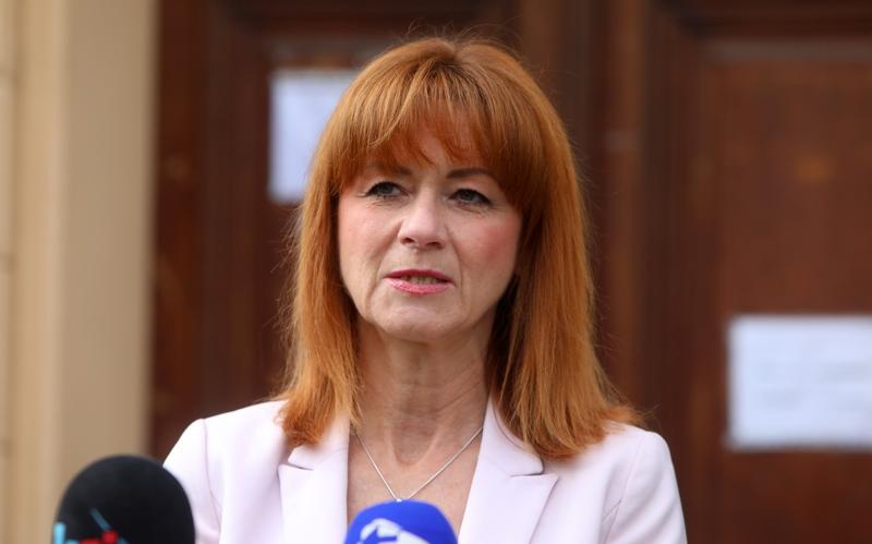 Županica Furdek Hajdin obećala ravnomjerniji razvoj Karlovačke županije