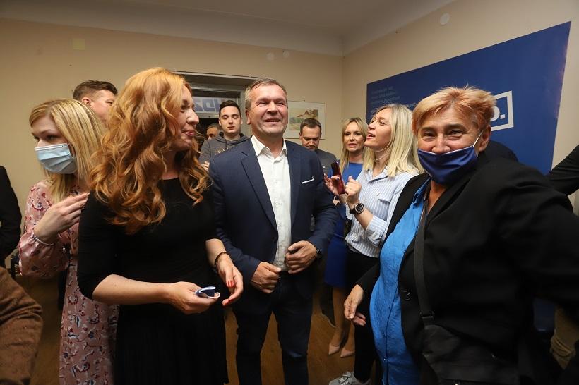 Stričak: 'Izbor za varaždinskog župana povijesna pobjeda HDZ-a'