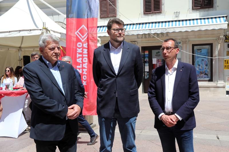 Grbin: Komadina i Filipović su kandidati koje bi poželio svaki predsjednik stanke