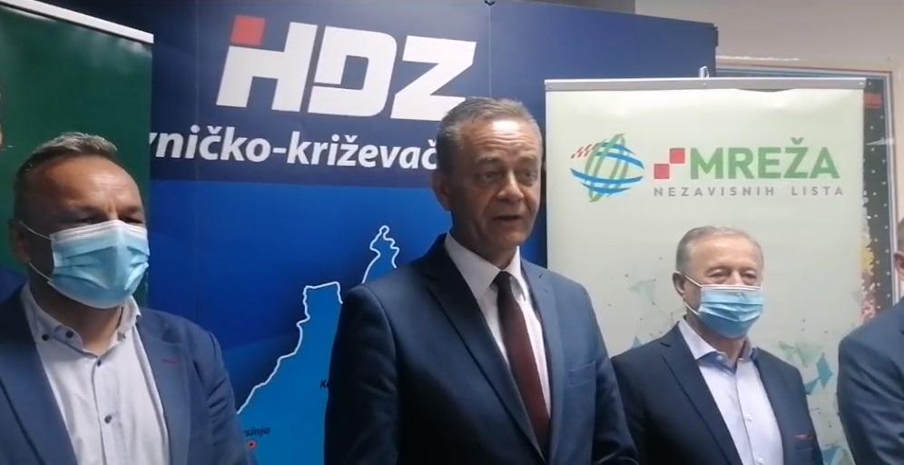 🎦 Obraćanje novoizabranog župana Koprivničko-križevačke županije: 'Ova pobjeda posebno je draga'