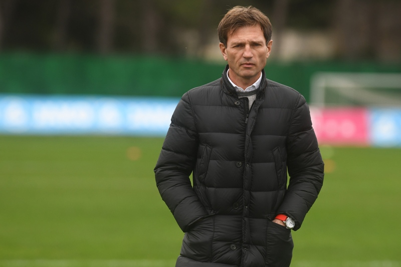 Krunoslav Rendulić je novi trener HNK Gorica