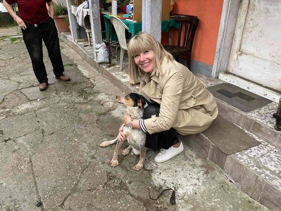 Dogradonačelnica Koprivnice Ksenija Ostriž optužila građansku inicijativu 'Glas za njuškica spas' za politička podmetanja