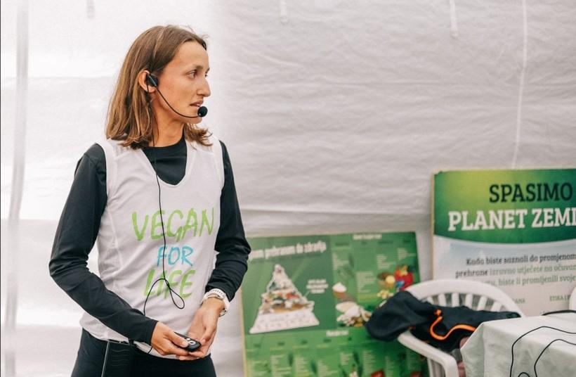 Veganka iz Hrvatske osvojila zlato na vodećem europskom maratonu!