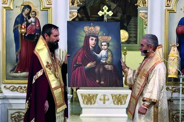 U Križevce dolazi čudotvorna ikona Majke Božje iz Klokočova u Slovačkoj