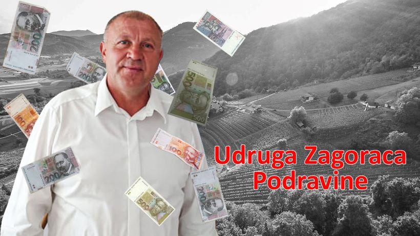 SKANDAL U PODRAVSKOJ OPĆINI Mato Kuzminski novi je načelnik Koprivničkih Bregi čija je Udruga pod istragom Ministarstva financija
