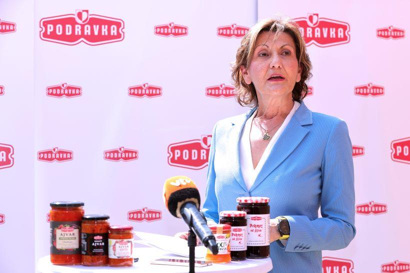 NOVA INVESTICIJA Podravkinoj tvornici Kalnik odobreno 19,4 milijuna kuna bespovratnih sredstava za ulaganje u modernizaciju proizvodnje