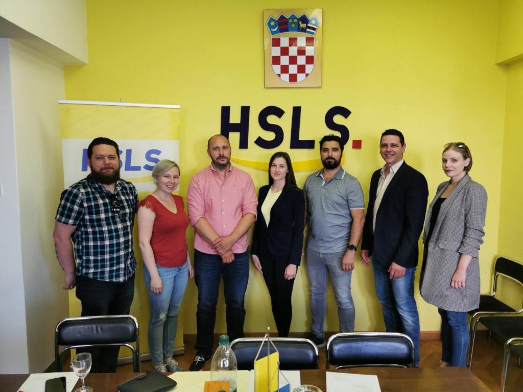 Koprivnički HSLS izabrao novo vodstvo