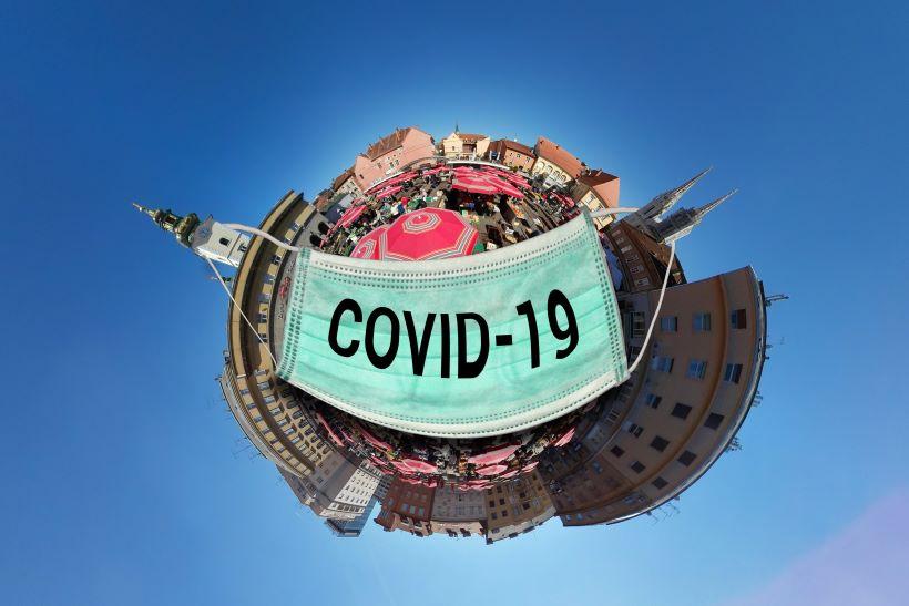 WHO od sad varijante koronavirusa naziva po slovima grčkog alfabeta