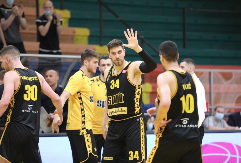 PH: Košarkaši Splita izborili majstoricu