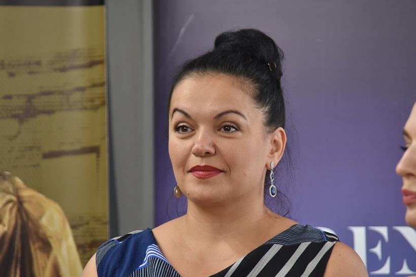 Kristina Kolar nominirana za nagradu Opus Klassik